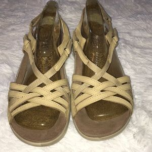 0cac7f60 Hotter Shoes | Maisie Sandals Lt Olive | Poshmark